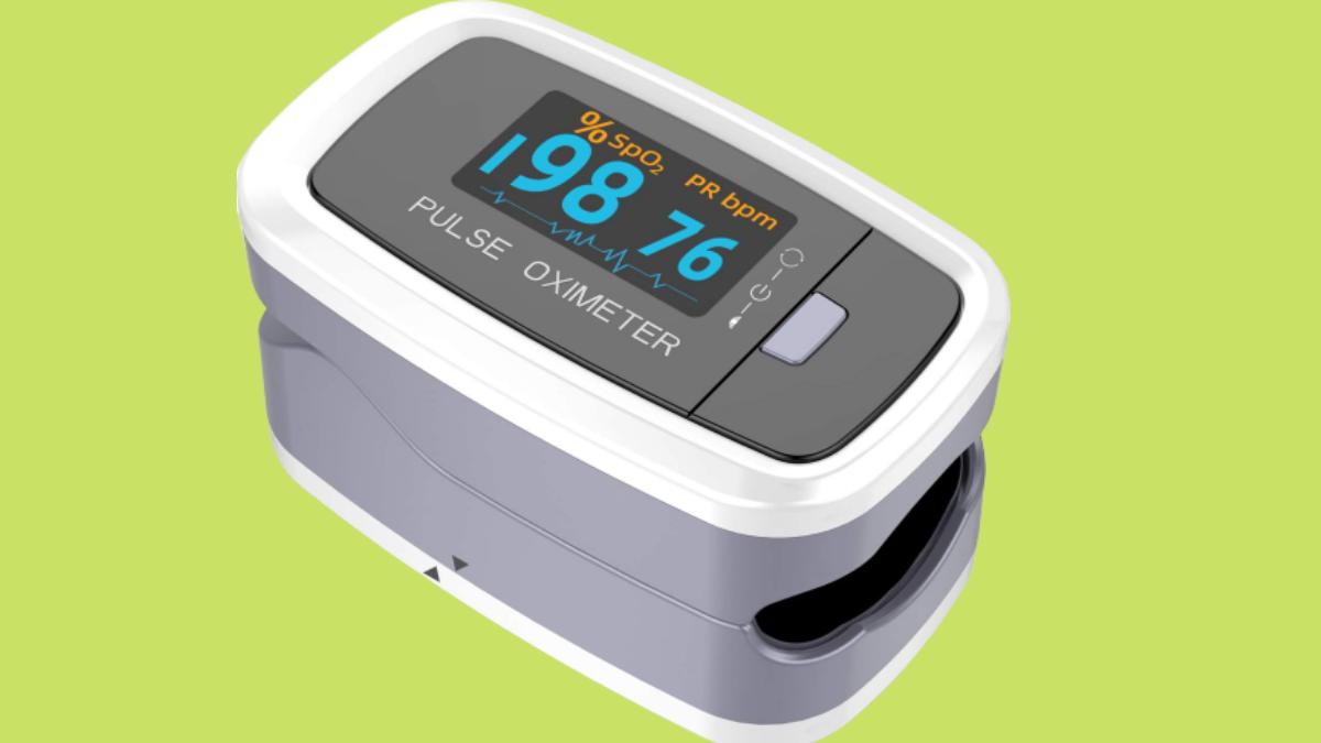 Upgraded Ckeep pulse oximeter